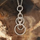 PdS0481 - Sterling Silver Pendant by Frederic Duclos