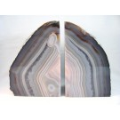 HD0083-Agate Bookends (SOLD)