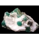M0079 Emerald in Quartz