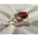 RS0149 - Citrine Ring in Sterling Silver (SOLD)